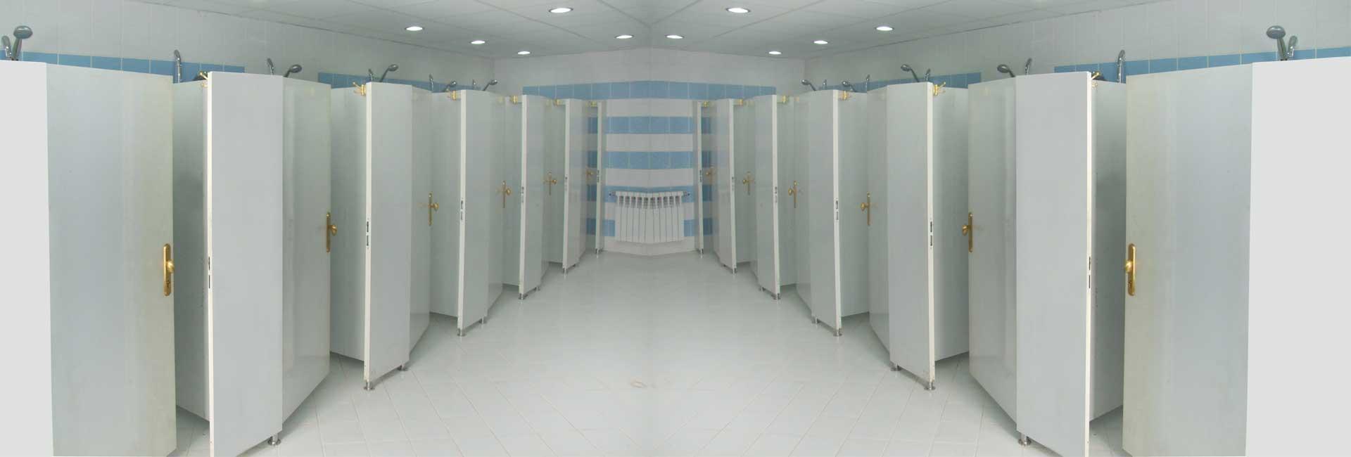 پارتیشن سرویس بهداشتی ضد آب
